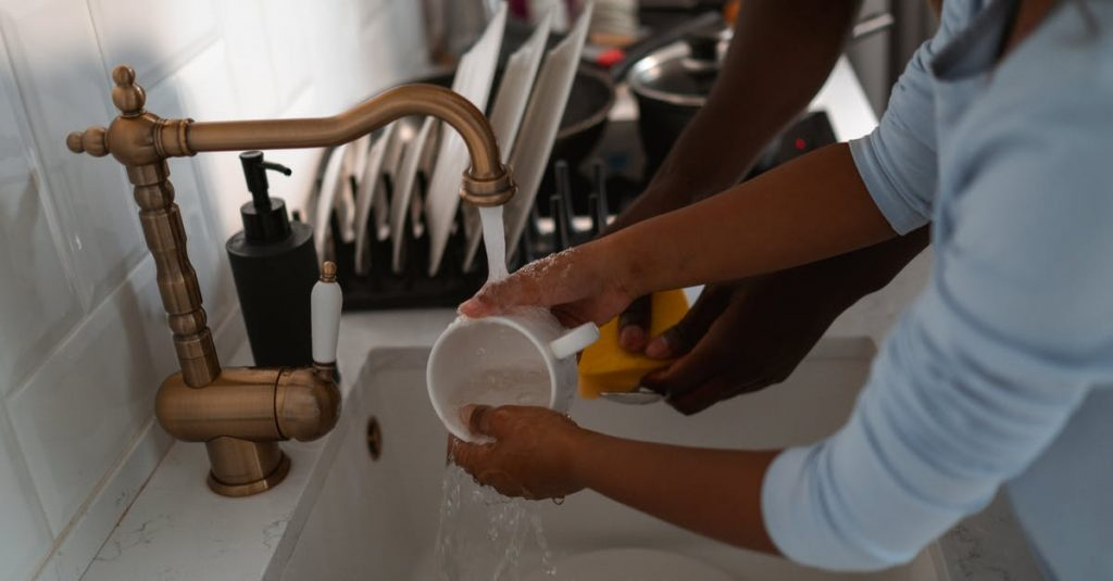 Bulaşık Makinası Montajı